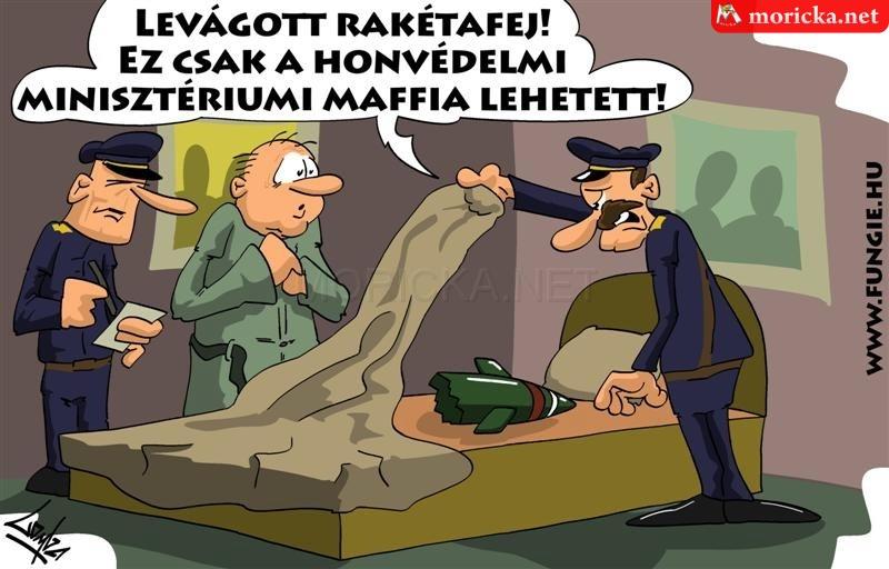 Honvédségi maffia