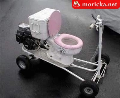 Mobil-WC