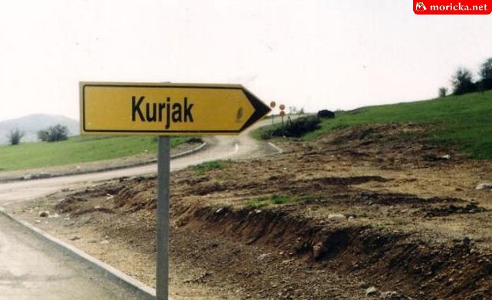 Kurjak település