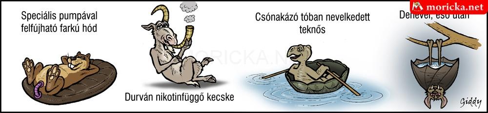 Globalizált állatvilág