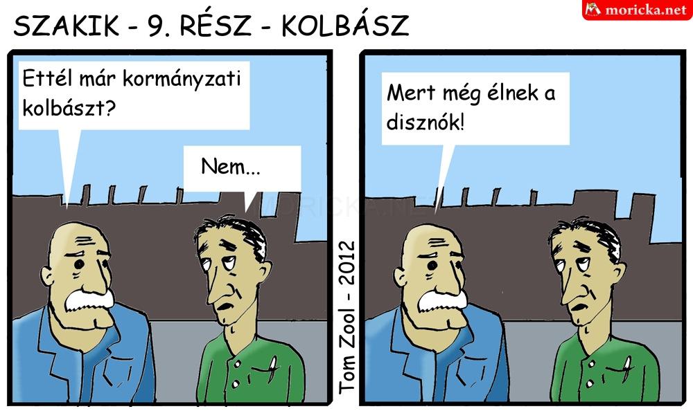 Szakik 9.